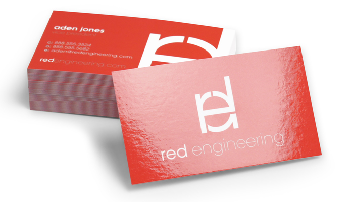Gloss Business Cards To Pin On Pinterest