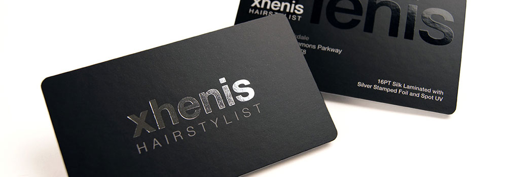 At Primo Print, we offer a variety of business cards to choose from including silk business cards, foil business cards, matte business cards and linen business cards.