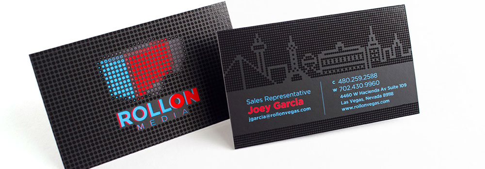 Enhance Your Business Card with Spot UV